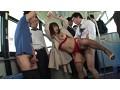 「犯されたい私… 卑猥な下着でバスに乗る痴漢願望の変態若妻 白石茉莉奈」のサンプル画像
