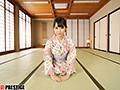 「優雅な着物を纏った若女将の藤江史帆」のサンプル画像2