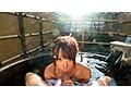 「全くエロそうに見えないドスケベお姉さんと露天温泉旅行トロトロセックスでアヘ顔イキ狂い 三好凪」のサンプル画像2