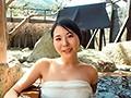 「中出し露天温泉 国宝級マシュマロおっぱいIカップむっつりスケベなエロエロお姉さん」のサンプル画像1