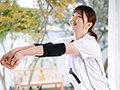 「全国大会常連だったむっちり太もも8頭身デカ尻元・女子バレーボール選手のエースが初めてのナマ中出し 木村詩織」のサンプル画像1