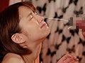 「新人20歳 女子アナにいそうなほど可愛い! 渋谷区にあるお洒落なカフェで働く敏感スレンダー美少女 エッチが好きすぎてAVデビュー!! 倉本すみれ」のサンプル画像10