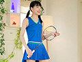 「新人20歳 バドミントンにもエッチにも全力スマッシュ美少女 AV debut 花詠陽菜」のサンプル画像1