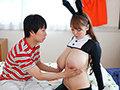 「助けたウサギが恩返しにやって来た!爆乳逆バニー Hitomi」のサンプル画像3